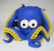 """""""Whimsy Octopus"""""""